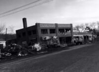 Abandoned building in Belleville, New Jersey