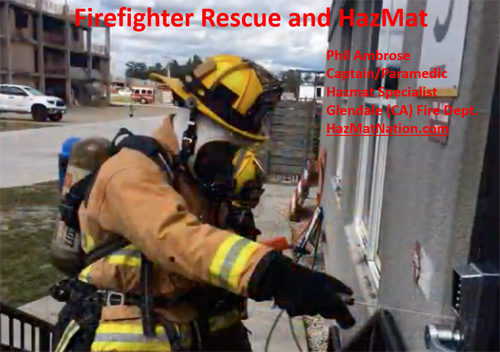 Firefighter Rescue and Hazmat