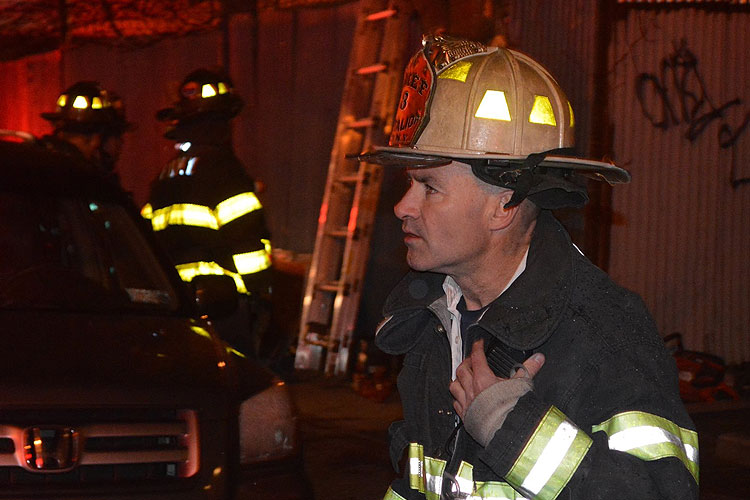 Podcast: First-Due Battalion Chief