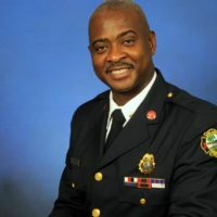 Hezedean Smith, Assistant Chief, Orlando (FL) Fire Department