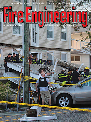 Fire Engineeirng Volume 172 Issue 11