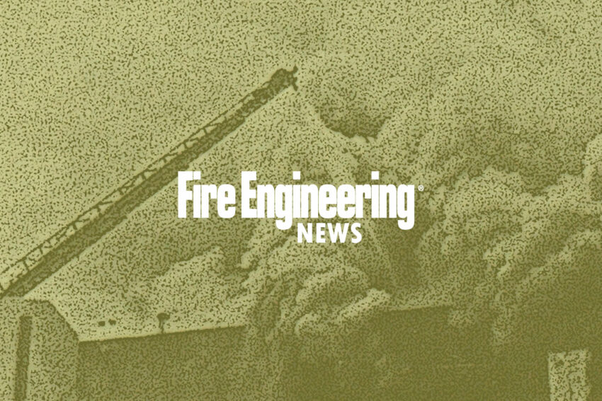 Fire Engineering news