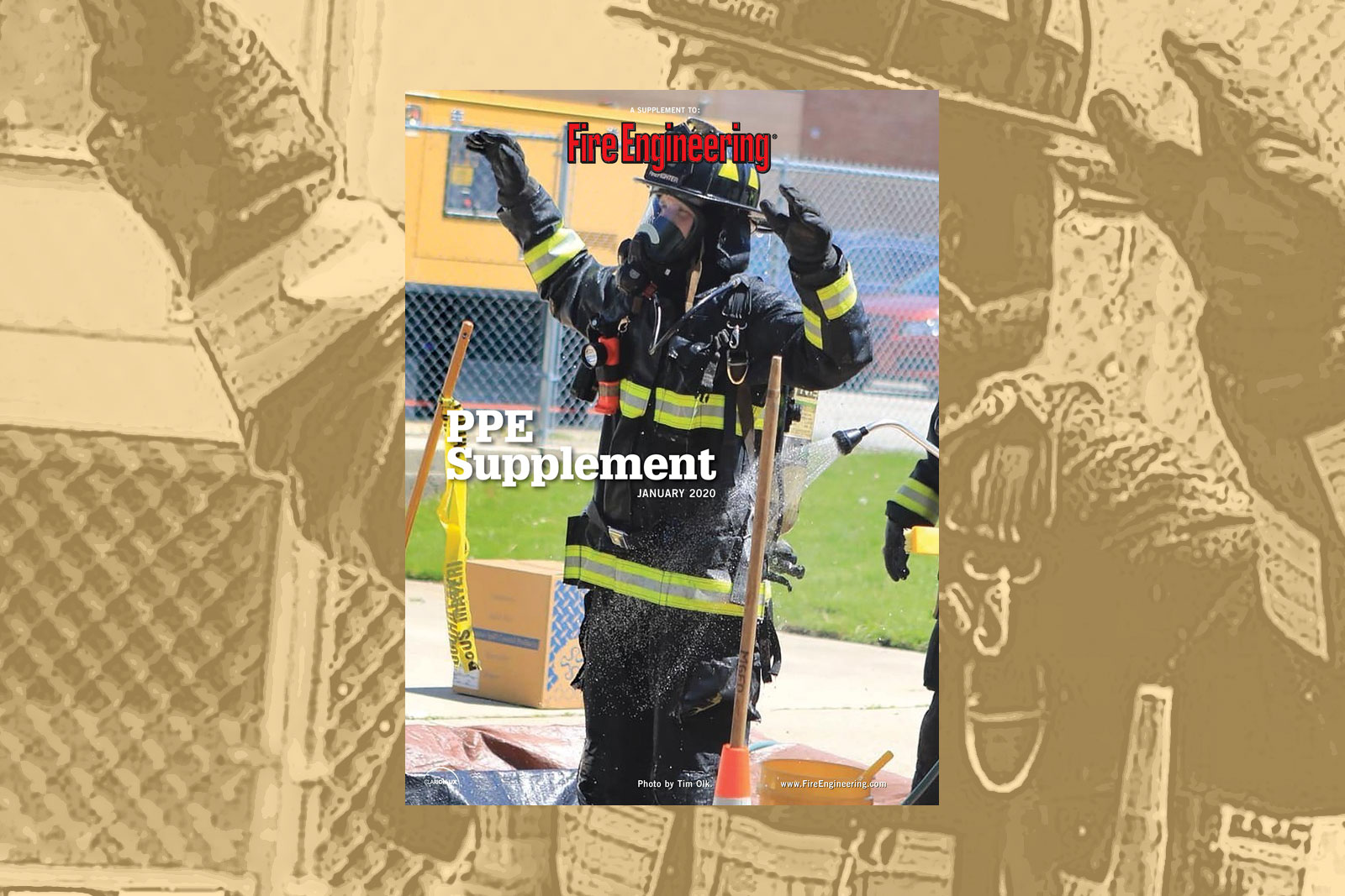 Fire Engineering 2020 PPE Supplement