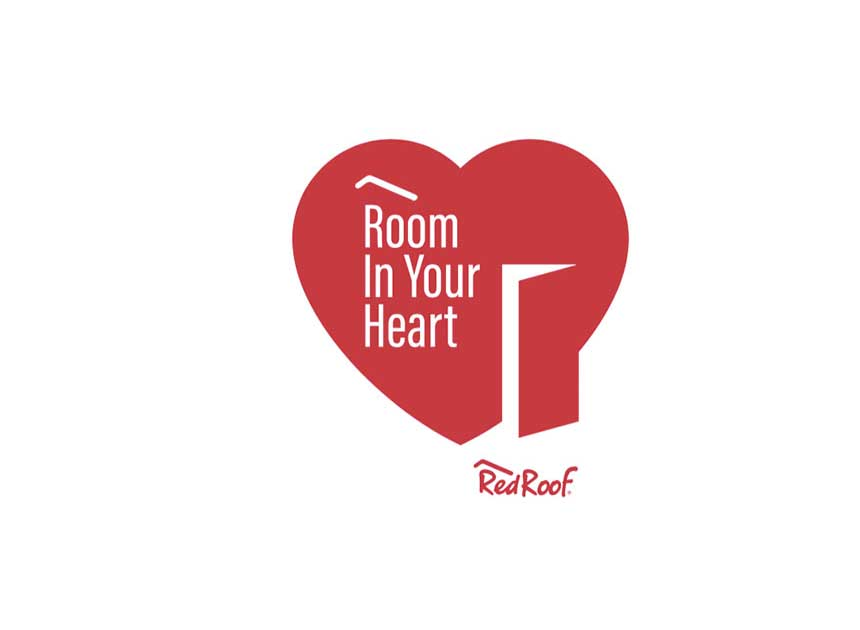 Red Roof Room in Your Heart Program
