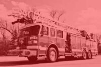 Fire truck survey