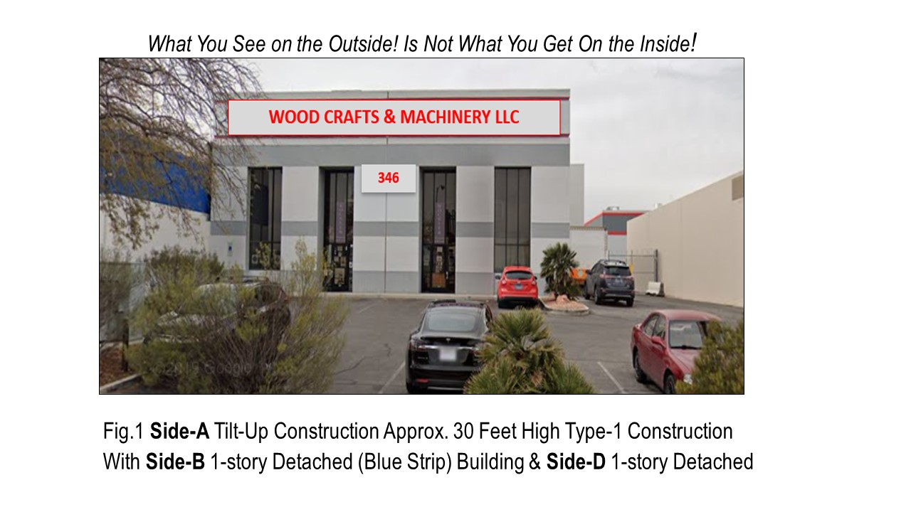 Woodcraft and machinery building