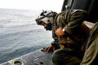 U.S. Marine search operations