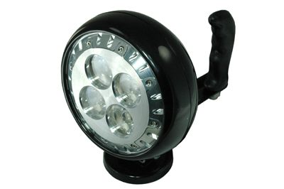 Magnalight Announces Military LED Spotlight Light with Magnetic Base