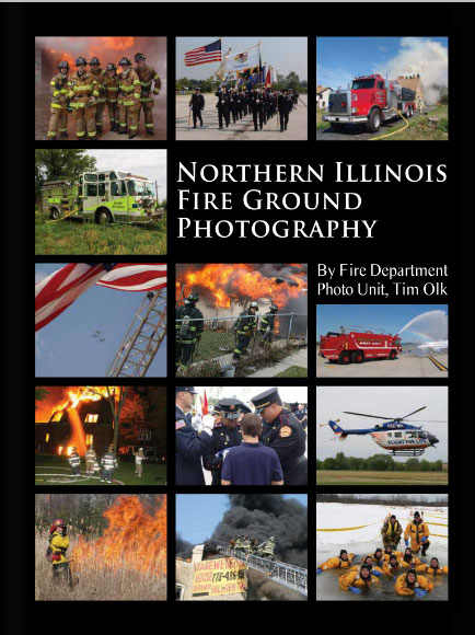 IL Fire Photographer Releases Book Featuring More Than 50 Fire Departments