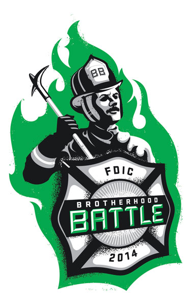 MSA is throwing a huge event for firefighters at FDIC 2014. The Brotherhood Battle is a scavenger hunt and a block party in downtown Indy.