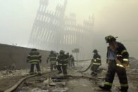 Firefighters at WTC