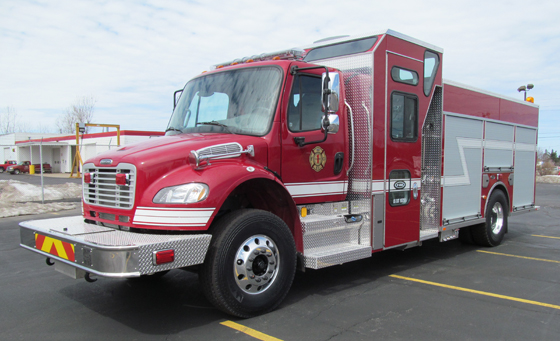 E-ONE to Show New Top-Mount Enclosed Commercial Pumper at FDIC 2015